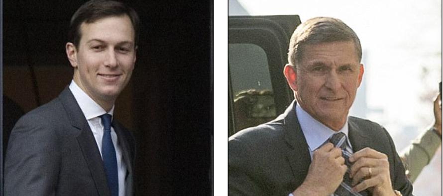 Flynn Drops First BOMBSHELL – Blames Jared Kushner