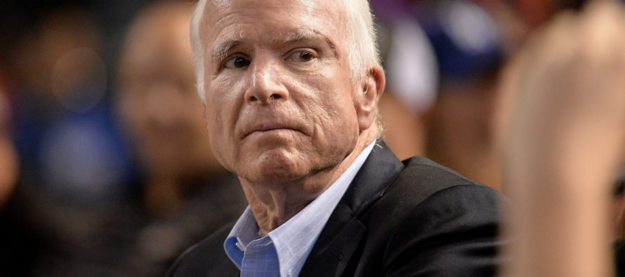 BREAKING: House Intel Panel Just DROPPED THE HAMMER on John McCain