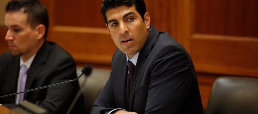 California Democrat assemblyman accused of forcing lobbyist into bathroom and masturbating