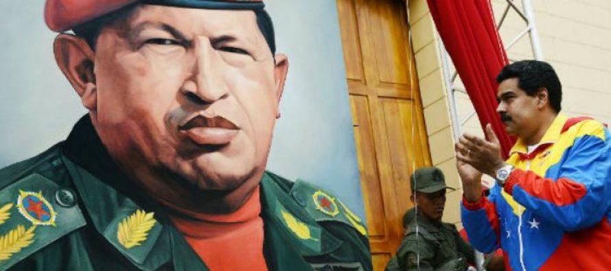 Dark Christmas in Socialist Venezuela