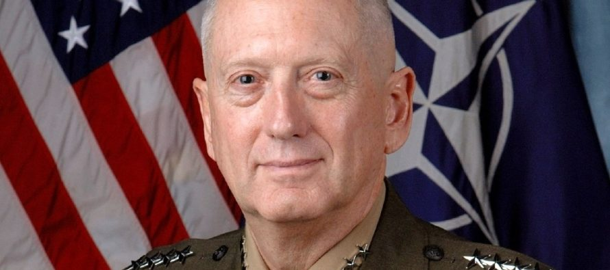 Fed-Up General 'Mad Dog' Matttis DROPS THE HAMMER On Barack Obama