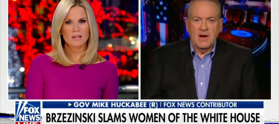 Mike Huckabee UNLEASHES – Tells Smug MSNBC Host to 'Go Pound Sand' After She Attacks His Daughter [VIDEO]