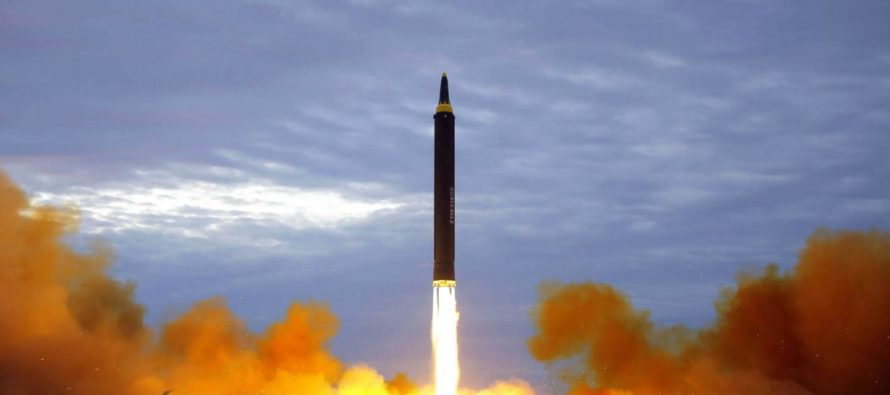 RED ALERT: Kim Jong-Un Testing Nuclear Missiles Filled With ANTHRAX [VIDEO]