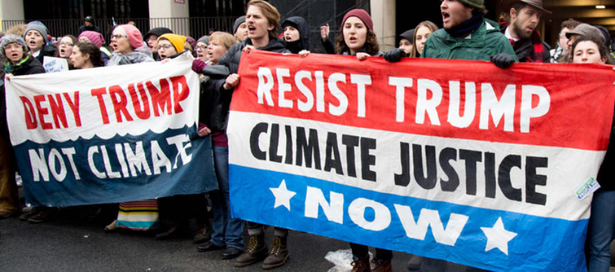 Trump Officially Removes Climate Change From List Of National Security Threats