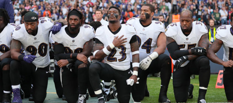 Ravens CAVE, Send Letter To Their Fans Admitting Anthem Protests Are Hurting! [VIDEO]
