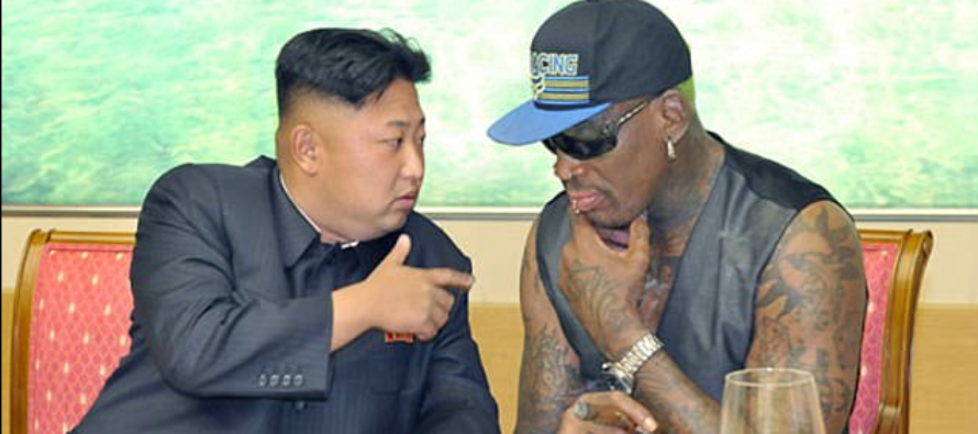 Dennis Rodman Admits Friend Kim Jong-Un Is Psycho After Revealing First Thing Dictator Asked Him