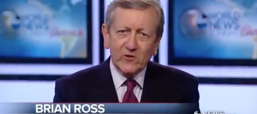 ABC SUSPENDS Brian Ross After FAKE NEWS Bombshell Story About Flynn And Trump