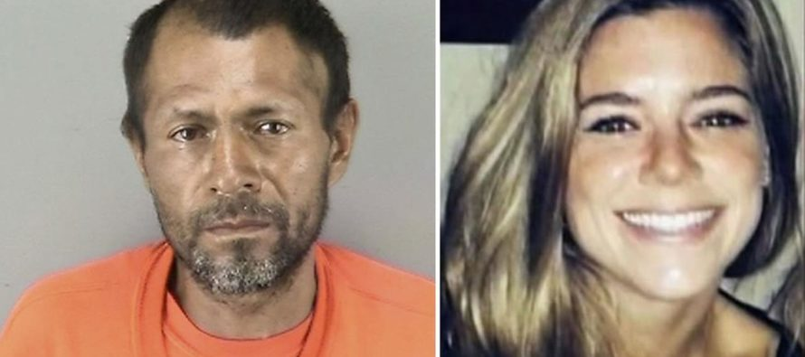 Federal Grand Jury Indicts Kate Steinle's Illegal Alien Killer