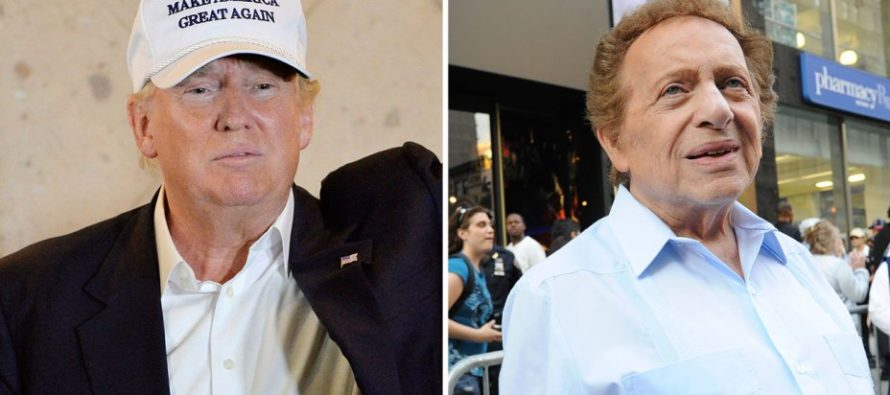 Jackie Mason LEVELS Chelsea Handler For Whore Attack On Sanders: 'You're Talking About Yourself'