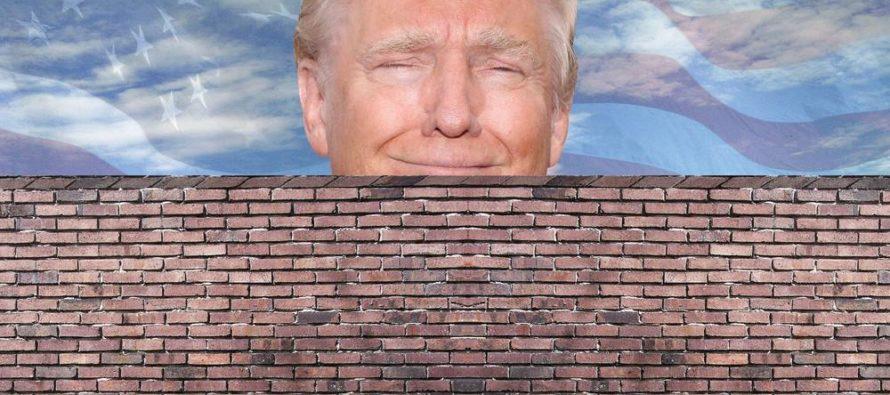 IT'S HAPPENING: Border Wall Prototypes Underway