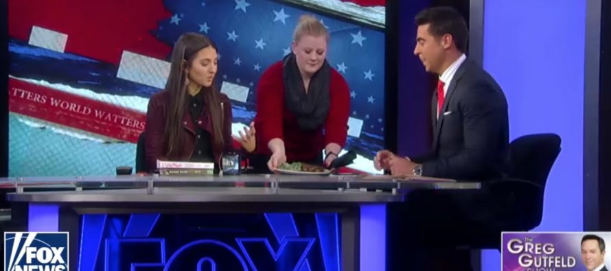 "Jesse Watters Silences Woman Who Says Eating Meat Is""Toxic Masculinity"" – Nails It! [VIDEO]"