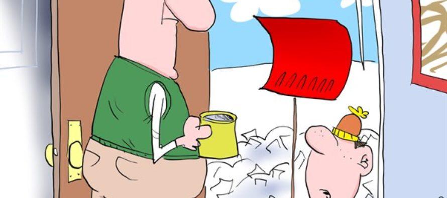 Shovel Resolutions (Cartoon)