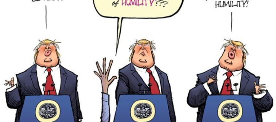 Stable Genius (Cartoon)