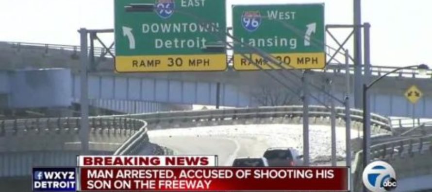 Detroit: A Father Shoots His Own Son In Drive-By Shooting