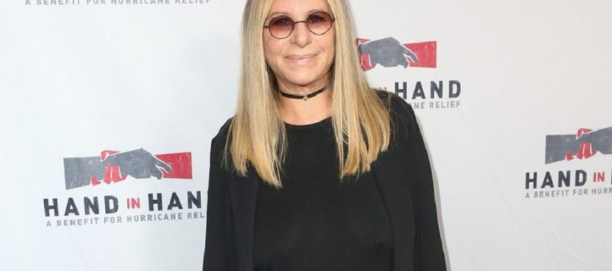 Barbara Streisand is OUTRAGED over Trump's new tax bill because her taxes will go up