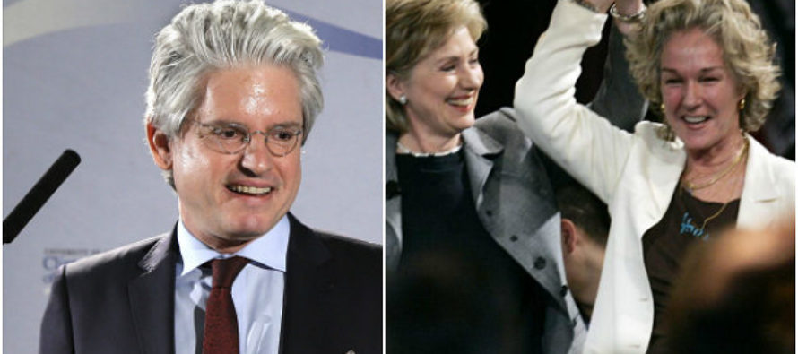 Clinton Donors David Brock, Susie Buell Spent $700,000 to Encourage Trump Accusers to Come Forward