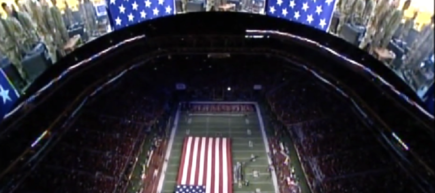 VIDEO: Trump Enters Stadium for College National Championship to Cheers, Sings National Anthem