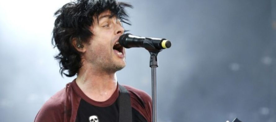 """Green Day Singer Tells His Trump Supporting Fans to, """"F*** Off."""""""