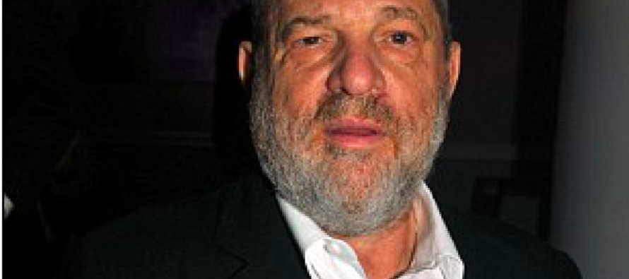 Sexual Predator Harvey Weinstein Attacked and Hit In The Face TWICE While Leaving Restaurant By Angry Man (Pictures)