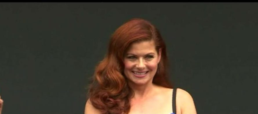 Wounded Vets Mom SLAMS Actress Debra Messing for Praising Liberal Anthem-Protesting Son