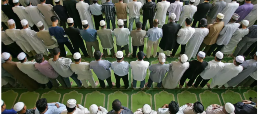 New Study: Muslims Will Be the Second-Largest Religious Group in U.S.