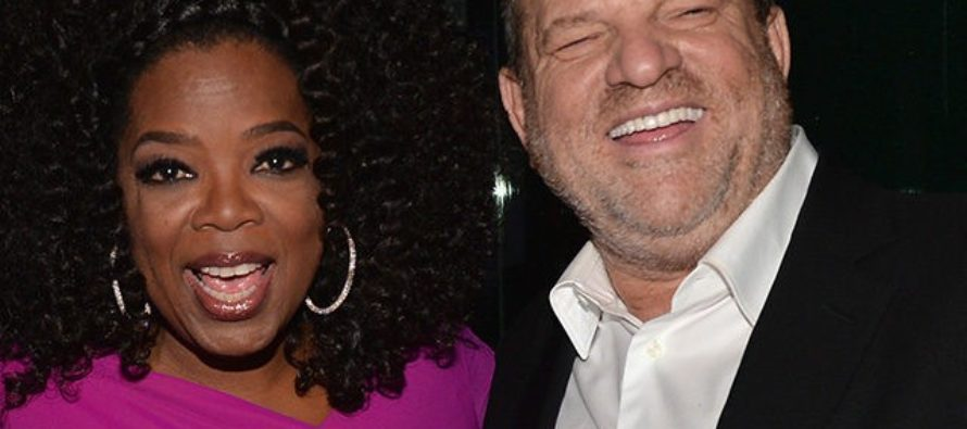 Flashback: Actress Claimed Weinstein Used Oprah To Gain Her Trust To Attack Her