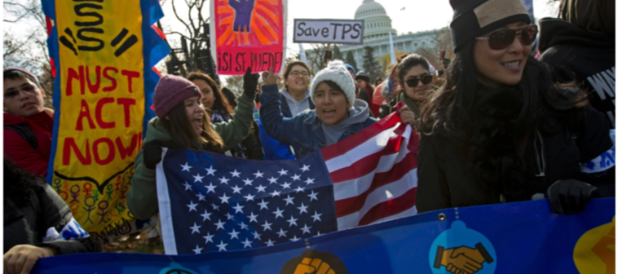 200,000 Salvadorans may be forced to leave the U.S. as Trump ends immigration protection [VIDEO]