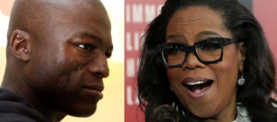 Seal Accuses Oprah Of Enabling Weinstein: 'YOU'RE PART OF THE PROBLEM!'