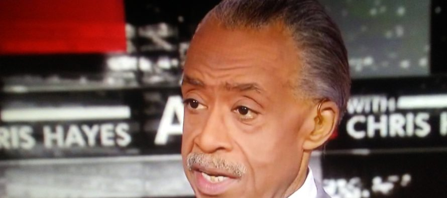 Al Sharpton is what's wrong with the Democrat Party, He's an insult to the memory of Martin Luther King Jr.