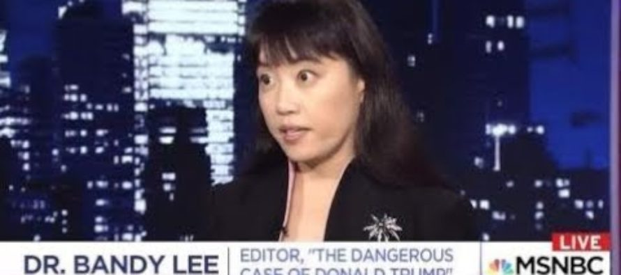 Yale Professor Suggests That Trump Should Be Locked in Loony Bin to Save Human Race from Extinction