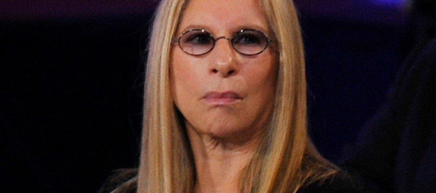 Barbra Streisand MELTDOWN: 'Hollywood Will Be 'Punished' by GOP Tax Reform!'