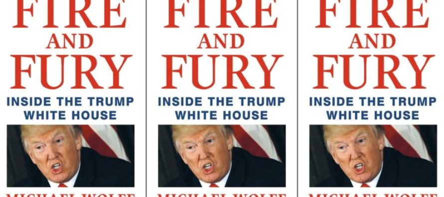 "The Best Quotes From, ""Fire and Fury: Inside the Trump White House"""