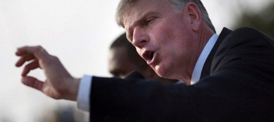 Franklin Graham Calls on ALL Americans to 'Wake Up' to the Evil of Abortion
