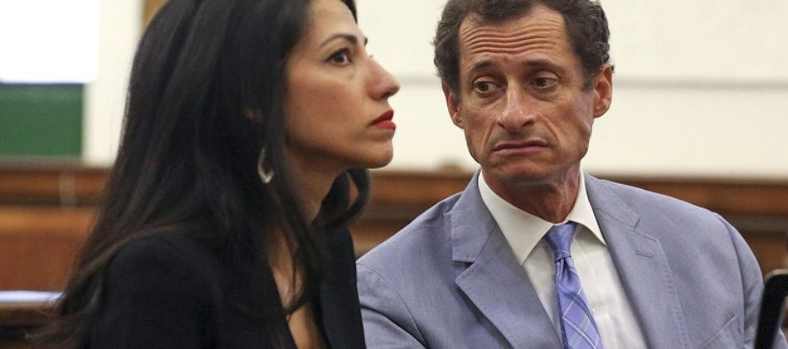 Anthony Weiner and Huma Abedin Call Off Their Divorce