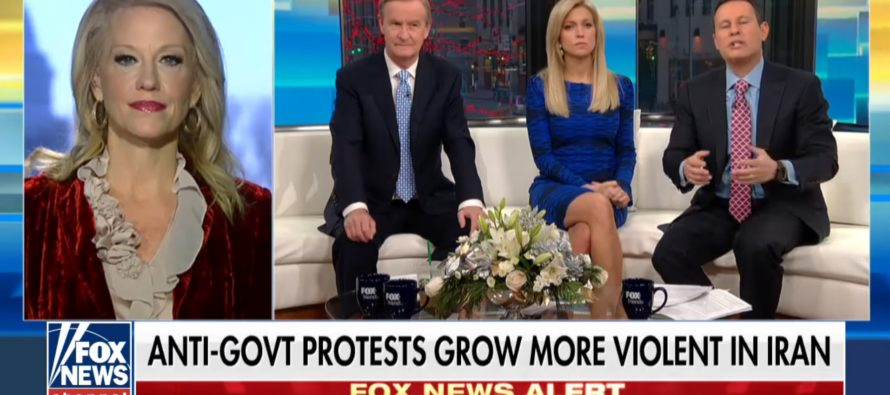 After Susan Rice Tells Trump to 'Be Quiet,' Kellyanne Conway Teaches Her a Lesson [VIDEO]