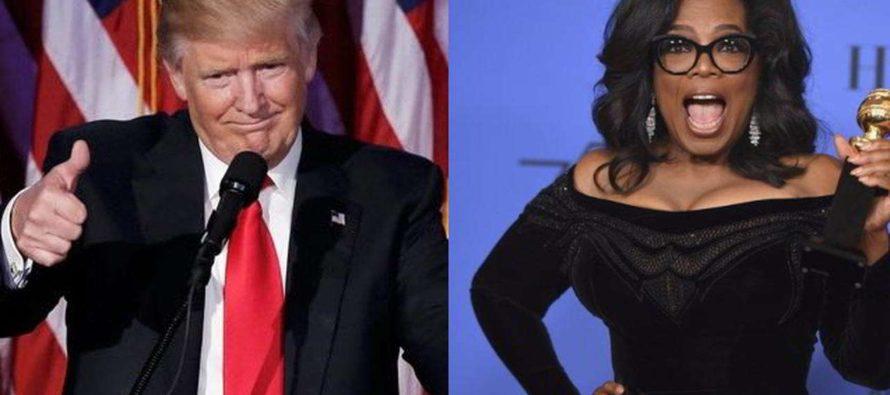 Oprah vs. Trump in 2020 election? The winner is….