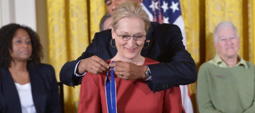 Meryl Streep Picks 'President Oprah' Cabinet: The Rock for Joint Chiefs, Harrison Ford for Defense Secretary and more