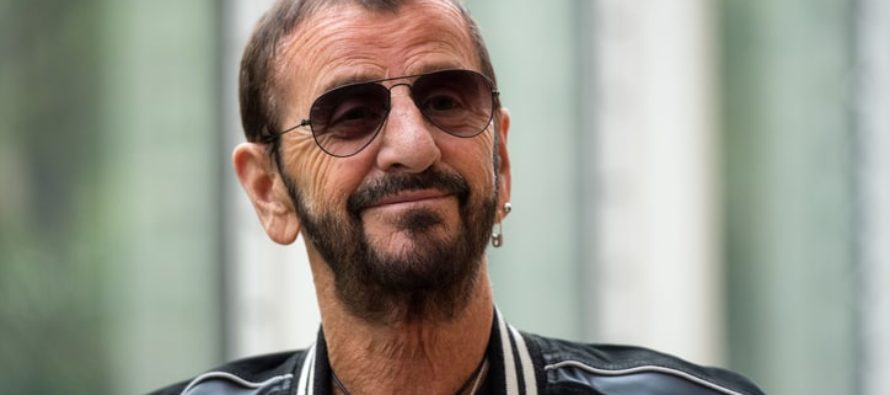 After Pop Star Cancels Show for Israel Boycott, Ringo Starr Steps Up to the Plate