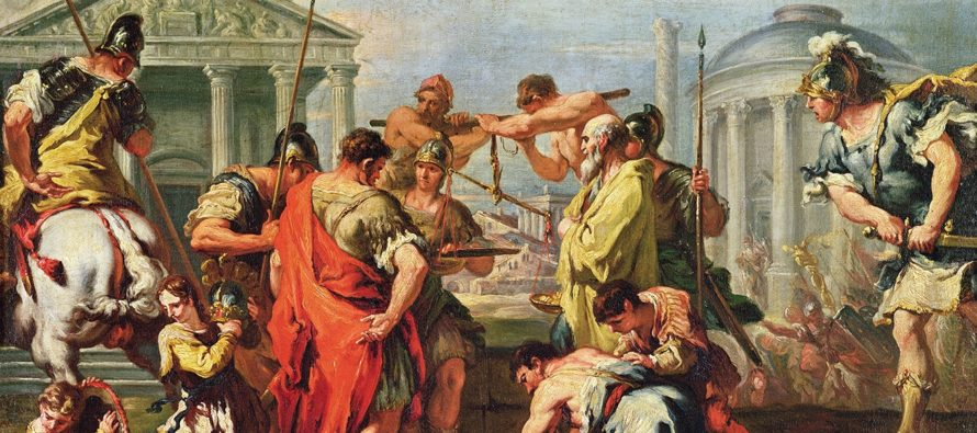 5 Bizarre Stories of Sexual Perversion from Ancient Rome That Will Blow Your Mind