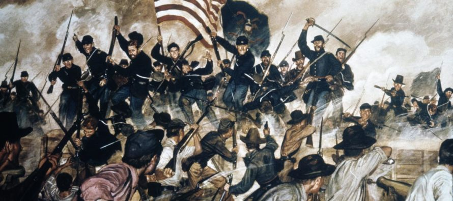 7 Forces Driving America Toward Civil War