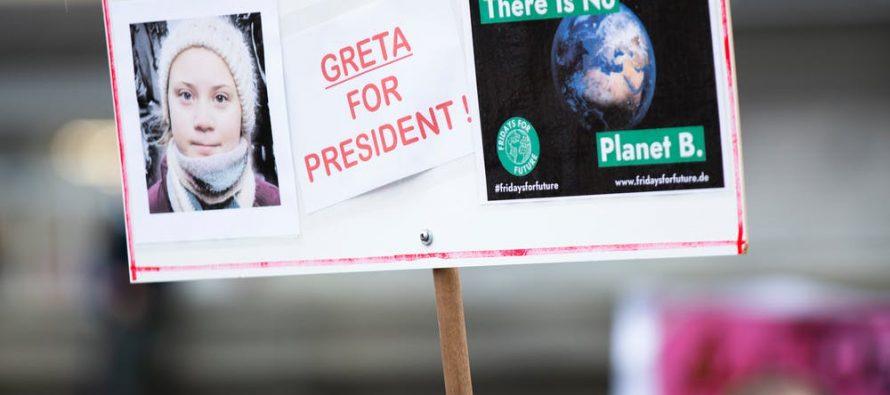 Tell Greta Thunberg the Truth: Global Warming Isn't Dangerous