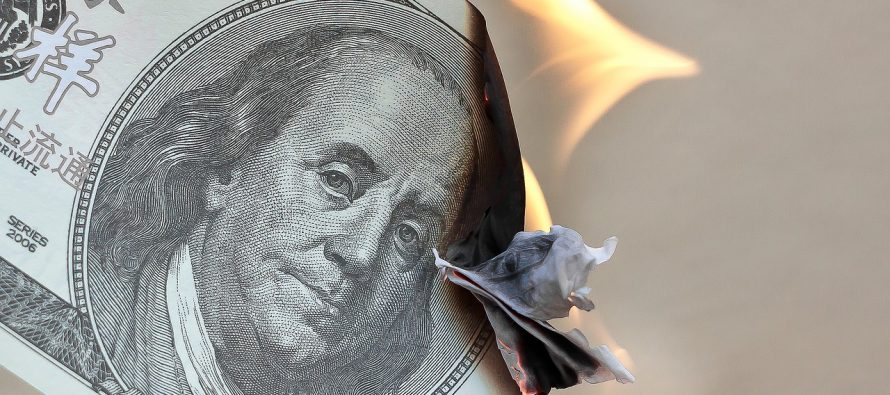 The Inflation Bomb That Will Raze the American Economy to the Ground